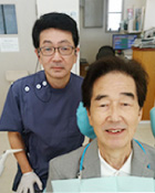 患者様とお写真1